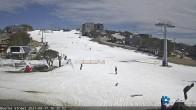 Archived image Webcam Mt Buller - Bourke Street 04:00