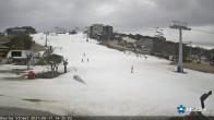 Archived image Webcam Mt Buller - Bourke Street 08:00