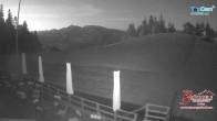 Archiv Foto Webcam Alberschwende: Alpengasthof Brüggele 22:00