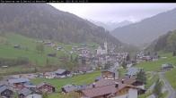 Archiv Foto Webcam Silbertal im Vorarlberg 08:00