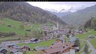 Archiv Foto Webcam Silbertal im Vorarlberg 10:00
