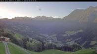 Archiv Foto Webcam Aussicht ins Silbertal von Innerberg 00:00