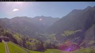 Archiv Foto Webcam Aussicht ins Silbertal von Innerberg 02:00