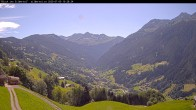 Archiv Foto Webcam Aussicht ins Silbertal von Innerberg 04:00