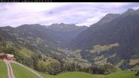 Archiv Foto Webcam Aussicht ins Silbertal von Innerberg 08:00