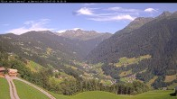 Archiv Foto Webcam Aussicht ins Silbertal von Innerberg 10:00