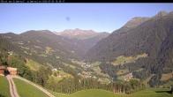 Archiv Foto Webcam Aussicht ins Silbertal von Innerberg 12:00