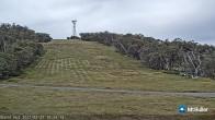 Archiv Foto Webcam Mt Buller: Burnt Hut Spur 04:00
