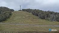 Archiv Foto Webcam Mt Buller: Burnt Hut Spur 06:00