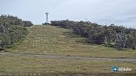 Archiv Foto Webcam Mt Buller: Burnt Hut Spur 12:00