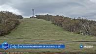 Archiv Foto Webcam Mt Buller: Burnt Hut Spur 03:00