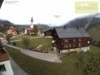 Archiv Foto Webcam Warth Dorfzentrum 02:00