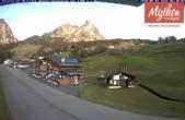 Archived image Webcam base station ski resort Brunni-Haggenegg 00:00
