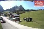 Archiv Foto Webcam Talstation Skilifte Brunni-Haggenegg 08:00