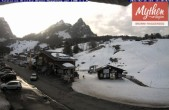 Archiv Foto Webcam Talstation Skilifte Brunni-Haggenegg 10:00