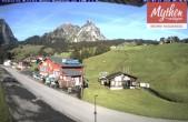 Archiv Foto Webcam Talstation Skilifte Brunni-Haggenegg 02:00