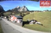 Archived image Webcam base station ski resort Brunni-Haggenegg 04:00