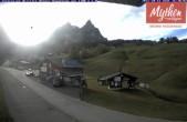 Archived image Webcam base station ski resort Brunni-Haggenegg 10:00