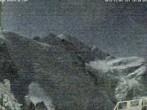 Archiv Foto Webcam Aiguille du Midi - Mont Blanc du Tacul 14:00