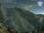 Archiv Foto Webcam Aiguille du Midi - Mont Blanc du Tacul 13:00