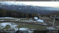Archiv Foto Webcam Castelir-Abfahrt 02:00