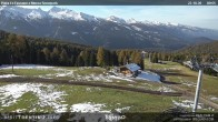 Archiv Foto Webcam Castelir-Abfahrt 04:00