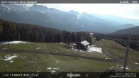 Archiv Foto Webcam Castelir-Abfahrt 10:00