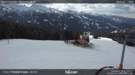 Archiv Foto Webcam Castelir-Abfahrt 08:00