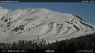 Archiv Foto Webcam Talstation Alpe di Lusia Moena 02:00