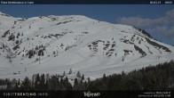 Archiv Foto Webcam Talstation Alpe di Lusia Moena 04:00