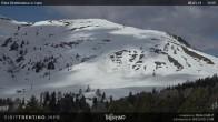 Archiv Foto Webcam Talstation Alpe di Lusia Moena 06:00