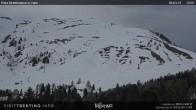 Archiv Foto Webcam Talstation Alpe di Lusia Moena 08:00