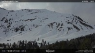 Archiv Foto Webcam Talstation Alpe di Lusia Moena 12:00