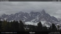 Archiv Foto Webcam Pale di San Martino 04:00