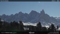 Archiv Foto Webcam Pale di San Martino 04:00