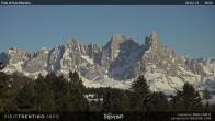 Archiv Foto Webcam Pale di San Martino 12:00