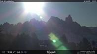 Archiv Foto Webcam Pale di San Martino 02:00