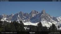 Archiv Foto Webcam Pale di San Martino 08:00