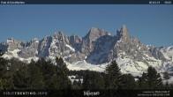 Archiv Foto Webcam Pale di San Martino 10:00