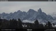 Archiv Foto Webcam Pale di San Martino 09:00