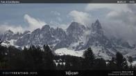 Archiv Foto Webcam Pale di San Martino 11:00