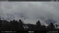 Archiv Foto Webcam Pale di San Martino 17:00