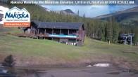 Archiv Foto Webcam Bergstation Gold Chair Express 23:00