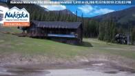 Archiv Foto Webcam Bergstation Gold Chair Express 05:00