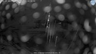 Archiv Foto Webcam Gondel Longnand - Grand Montets 01:00