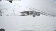 Archiv Foto Webcam Gondel Longnand - Grand Montets 08:00