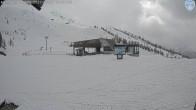 Archiv Foto Webcam Gondel Longnand - Grand Montets 10:00