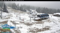 Archived image Webcam Snow Ghost Express 05:00