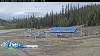Archived image Webcam Westridge Warming Hut 09:00
