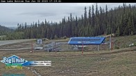 Archived image Webcam Westridge Warming Hut 11:00